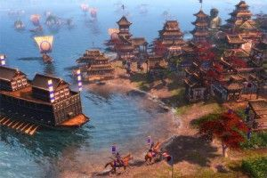 AOE III: Asian Dynasties