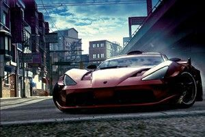 Burnout endlich frei: Burnout Paradise
