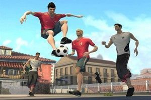 FIFA Street die Dritte: New Style