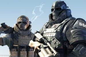 Duo Infernale: Army of Two 360
