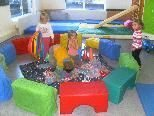 You are welcome to come along to he english playgroup