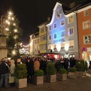 Silvesterparty in der Stadt