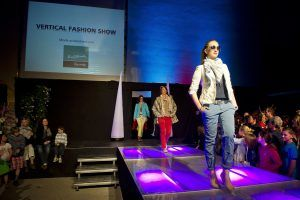 Vertical Fashion Show in Bludenz