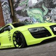 Getunter Audi R8: Grelles PS-Monster