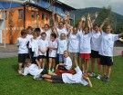 Ein Ziel - Ein Team, Sommertrainingslager 2012 in Zell am See