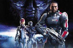 Rollenspiel-Epos: Mass Effect Trilogy