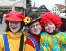 Fasching in Lingenau
