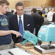 "Technologiemesse: 22. ""Intertech"" in Dornbirn eröffnet"