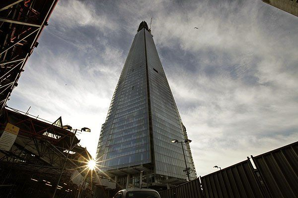 Britain The Shard