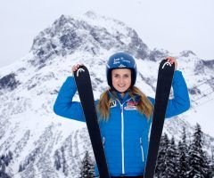Nina Ortlieb: powered by Lech Zürs am Arlberg