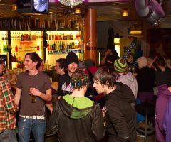 Coyote Ugly Party und Silvester Party im Chillys Damüls