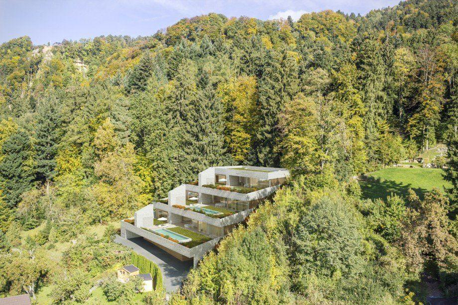 Pfänderhang in bregenz 8 punkte zur geplanten villa aurea lochau