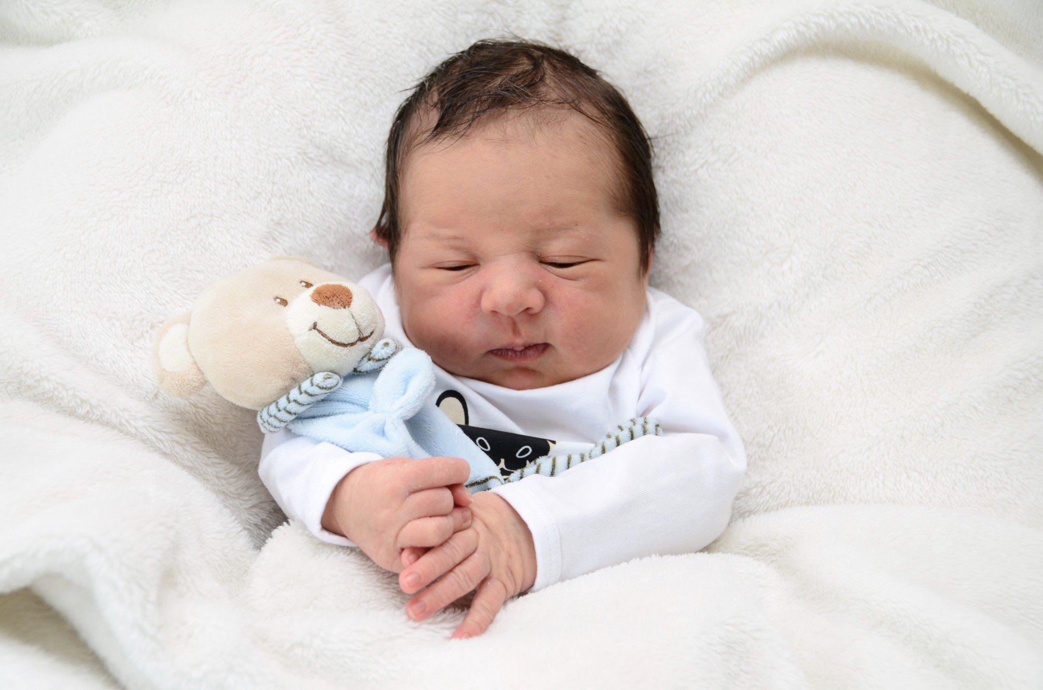 Geburt Von Lino Frederik Johann Feurstein Am 6 Mai 2014