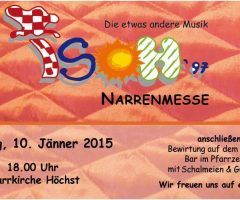 Narrenmesse ISOH'97