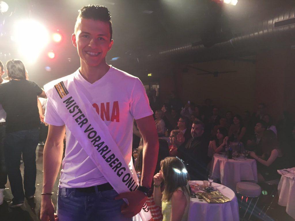 Fabian aus Hard ist der neue Mister VOL.AT! - Special