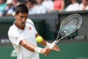Titelverteidiger Djokovic in Wimbledon locker in Runde drei