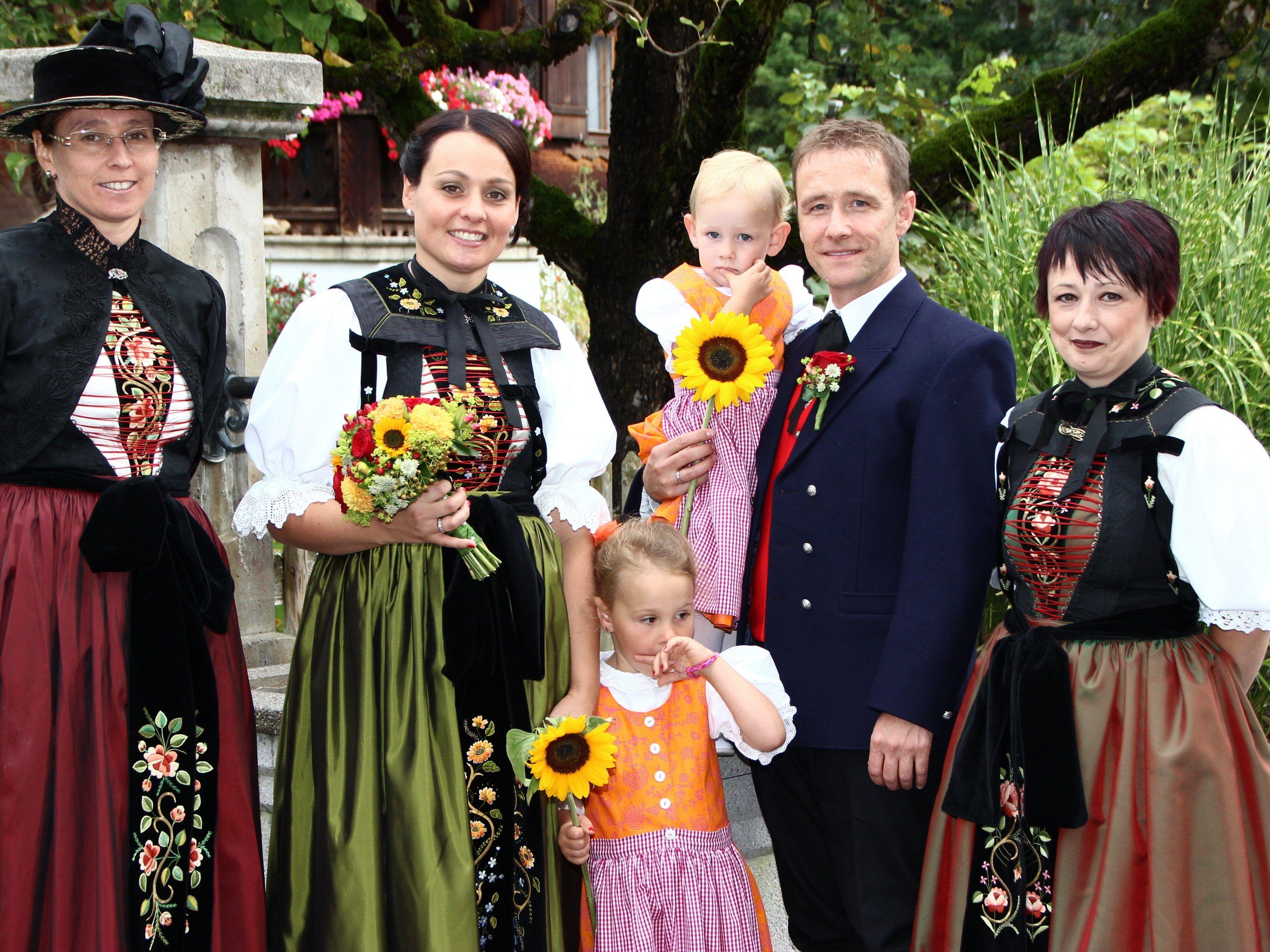 Hochzeit von Theresia Bitschnau und Thomas Kubicki - Schruns | VOL.AT