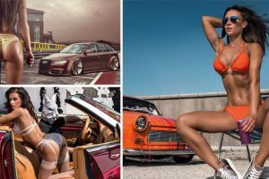 Miss Tuning Kalender 2016: Scharfe Kurven in Berlin