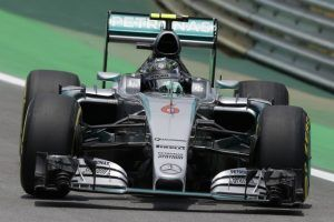 Rosberg holt Pole-Position in Brasilien