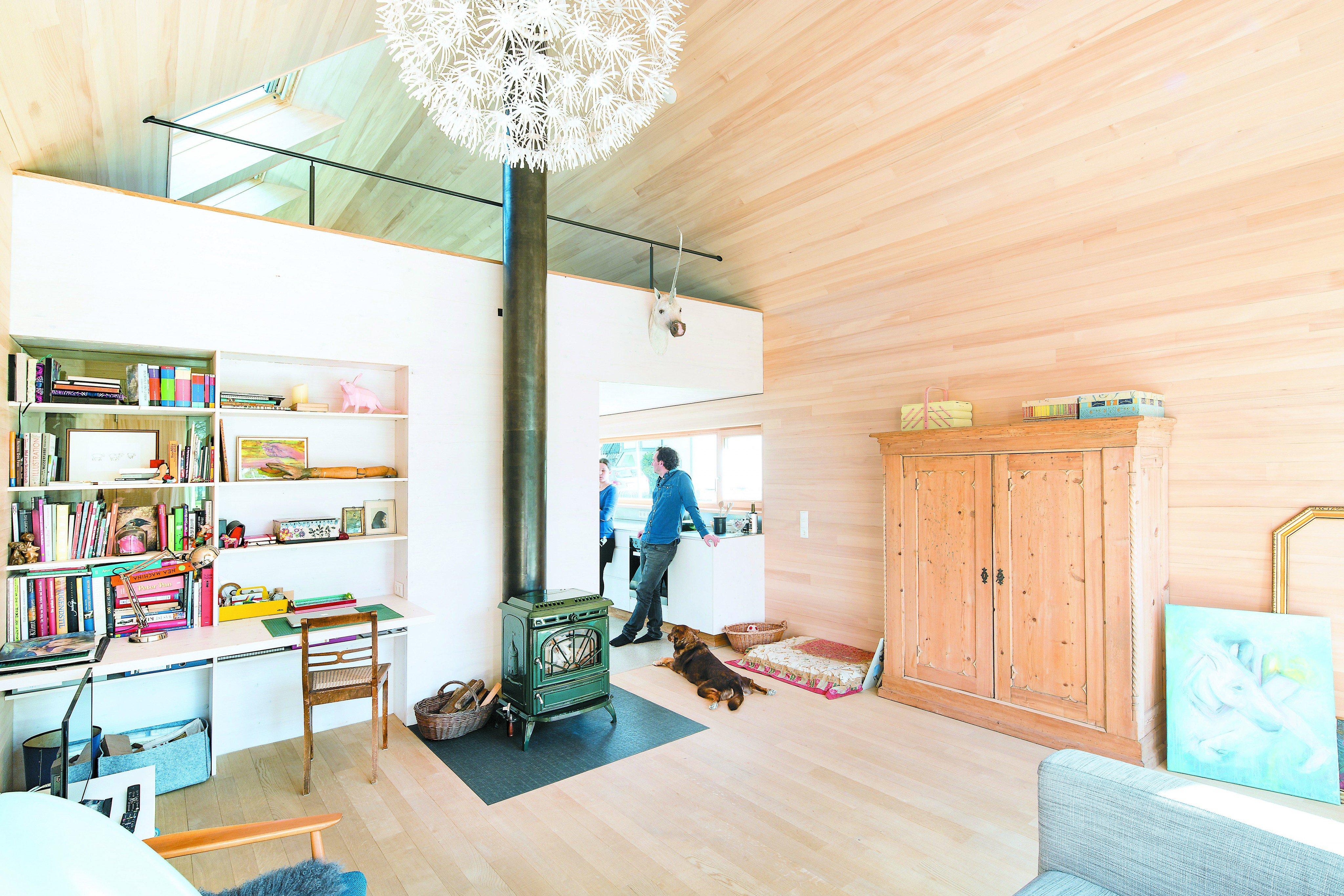 Wohnzimmerz: Kleines Holzhaus Bauen With Kleines Haus Minecraft ...