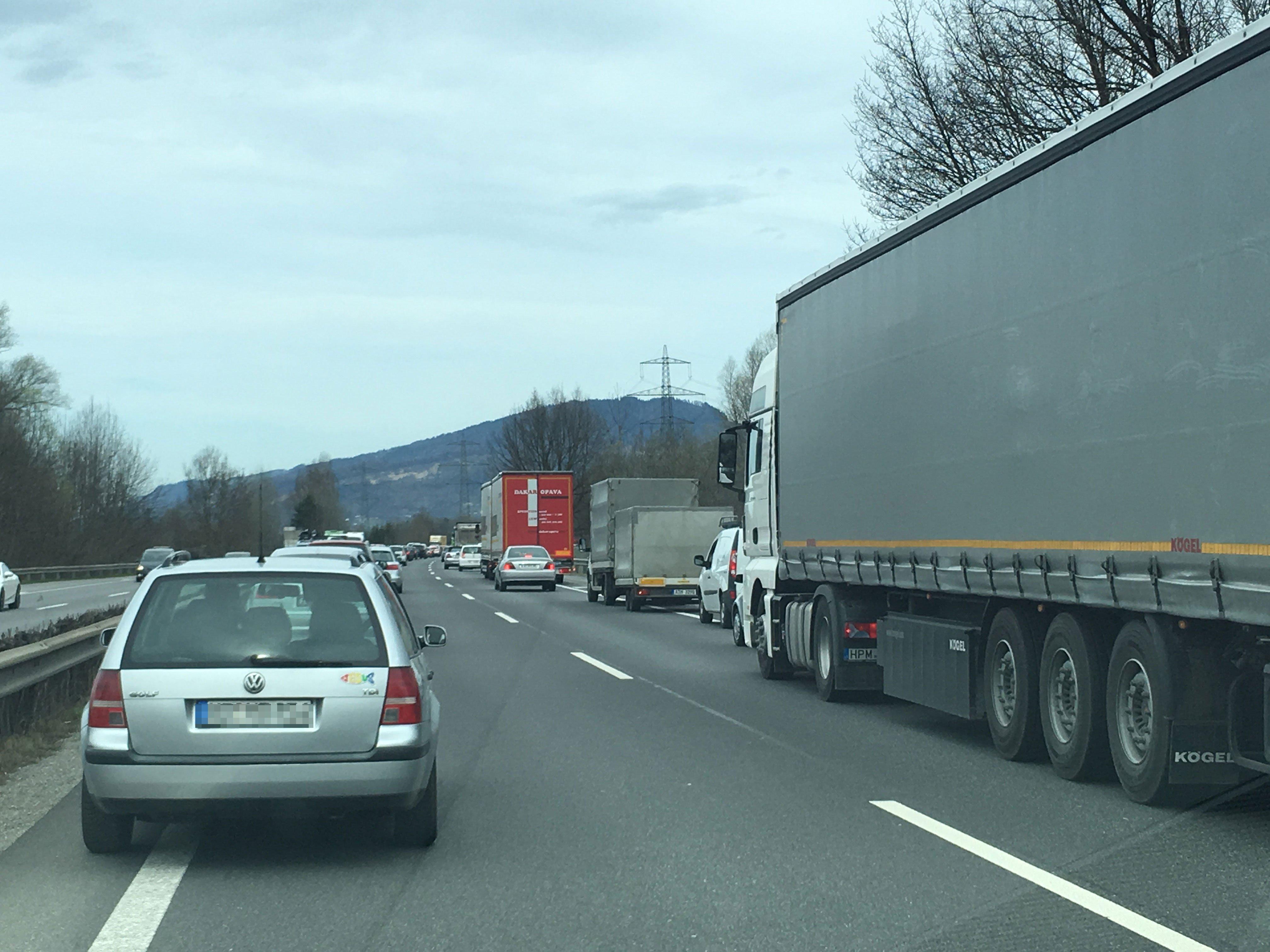 A96 Verkehrsmeldung