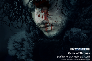 Game of Thrones exklusiv bei Sky