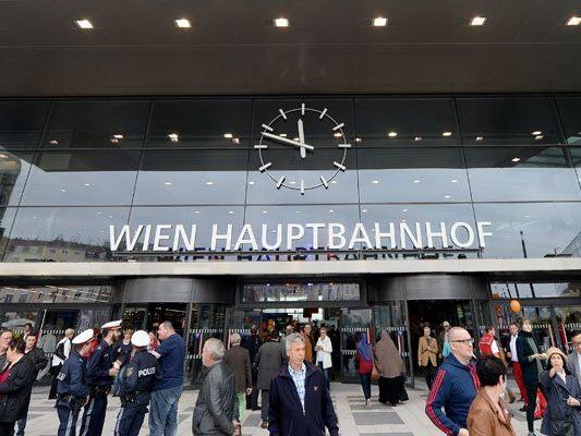 Gratis Parken Beim Hauptbahnhof Wien Alle Parkplätze In