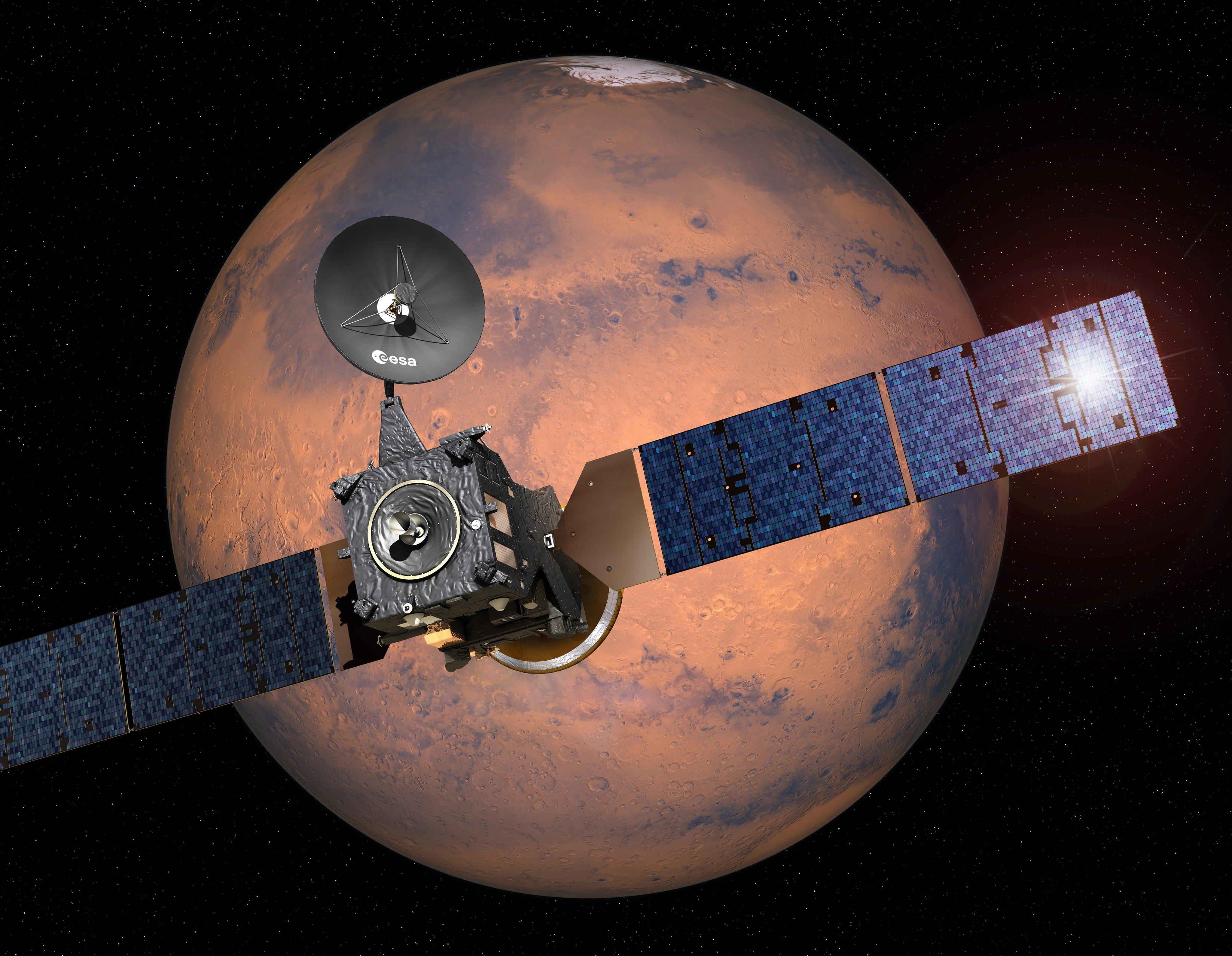 current mars missions - HD1024×794