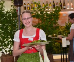 Genussparty bei der Klostertalwoche in Braz