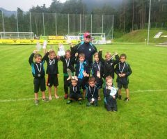 U7 Stars bei der Mini EM 2016 in Tarrenz (Tirol)