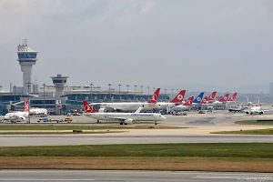 Turkish Airlines rutscht in die roten Zahlen
