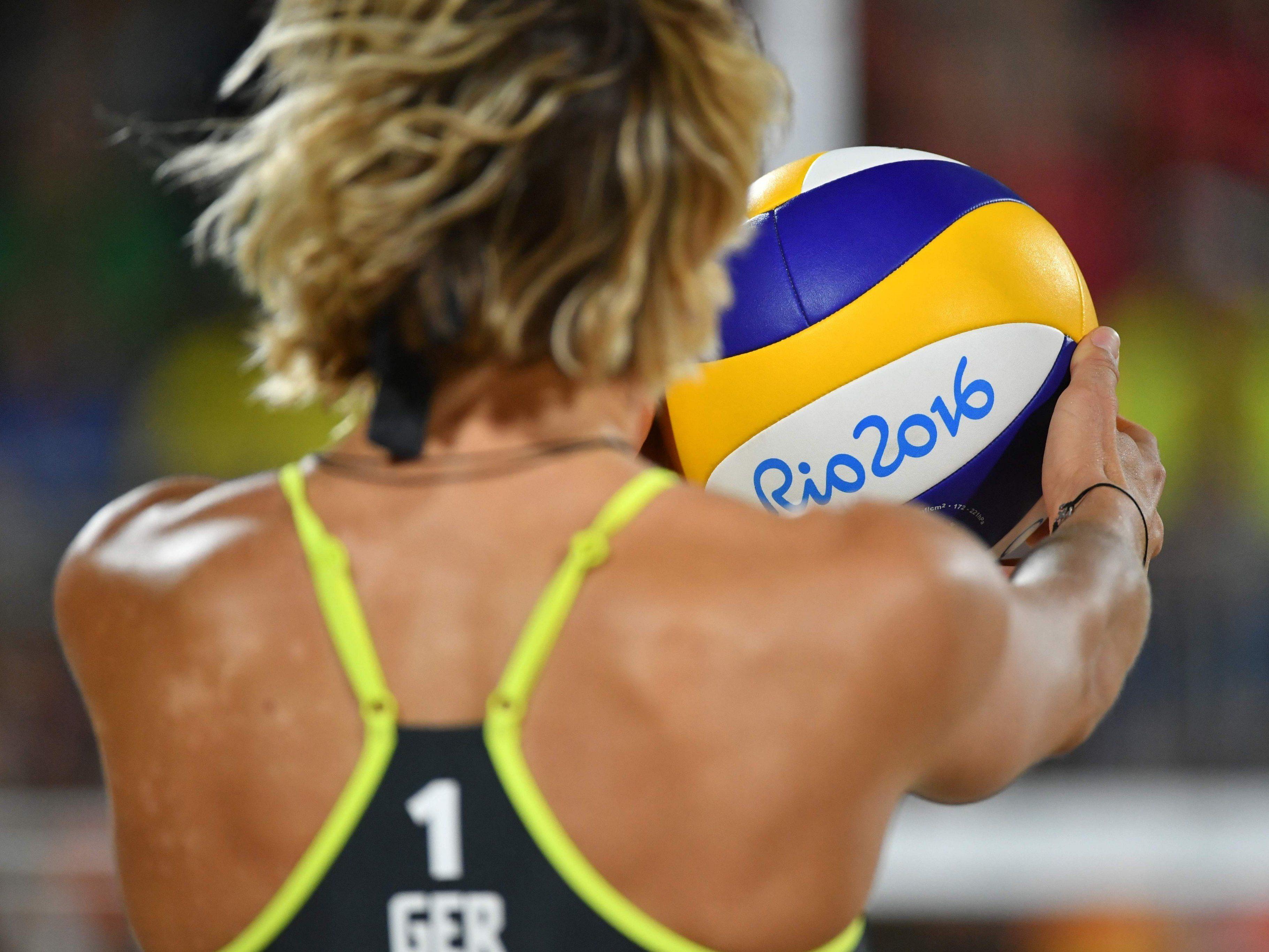 Beach volleyball nackt photos 15