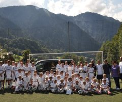 Real Madrid Camp im Klostertal