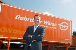 Gebrüder Weiss hat neuen Head of Corporate Sales