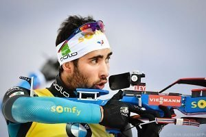 Fourcade gewann Biathlon-Sprint in Pokljuka