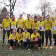 Start der 47. Crosslaufserie in Lustenau