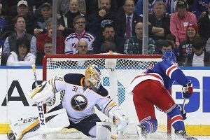 New York Rangers verloren in NHL mit Grabner gegen Buffalo