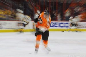 Philadelphia Flyers verloren mit Raffl in Boston 3:6