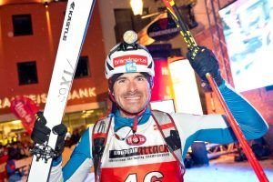 Patrick Innerhofer gewinnt Mountain-Attack in Saalbach