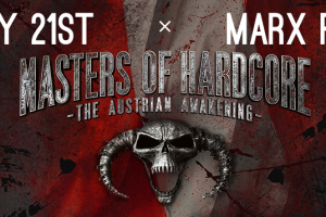 Masters of Hardcore am 21. Jänner 2017 in Wien