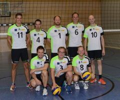 Volleyball Cupspiel: TS Hohenems 1 - VC Wolfurt 1