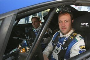 Manfred Stohl 2017 als Teamchef in Rallycross-WM