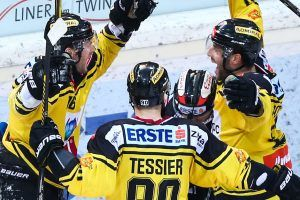 "EBEL: Vienna Capitals mit ""sweep"" im Halbfinale - Die Highlights im Video"