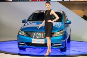 Die Highlights der Auto-Messe in Shanghai