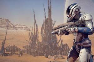 """Mass Effect: Andromeda"": Epische Sci-Fi-Action im Test"