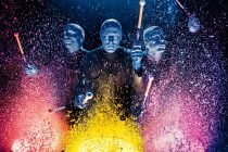 Welttour der BLUE MAN GROUP mit Originalprogramm in Bregenz