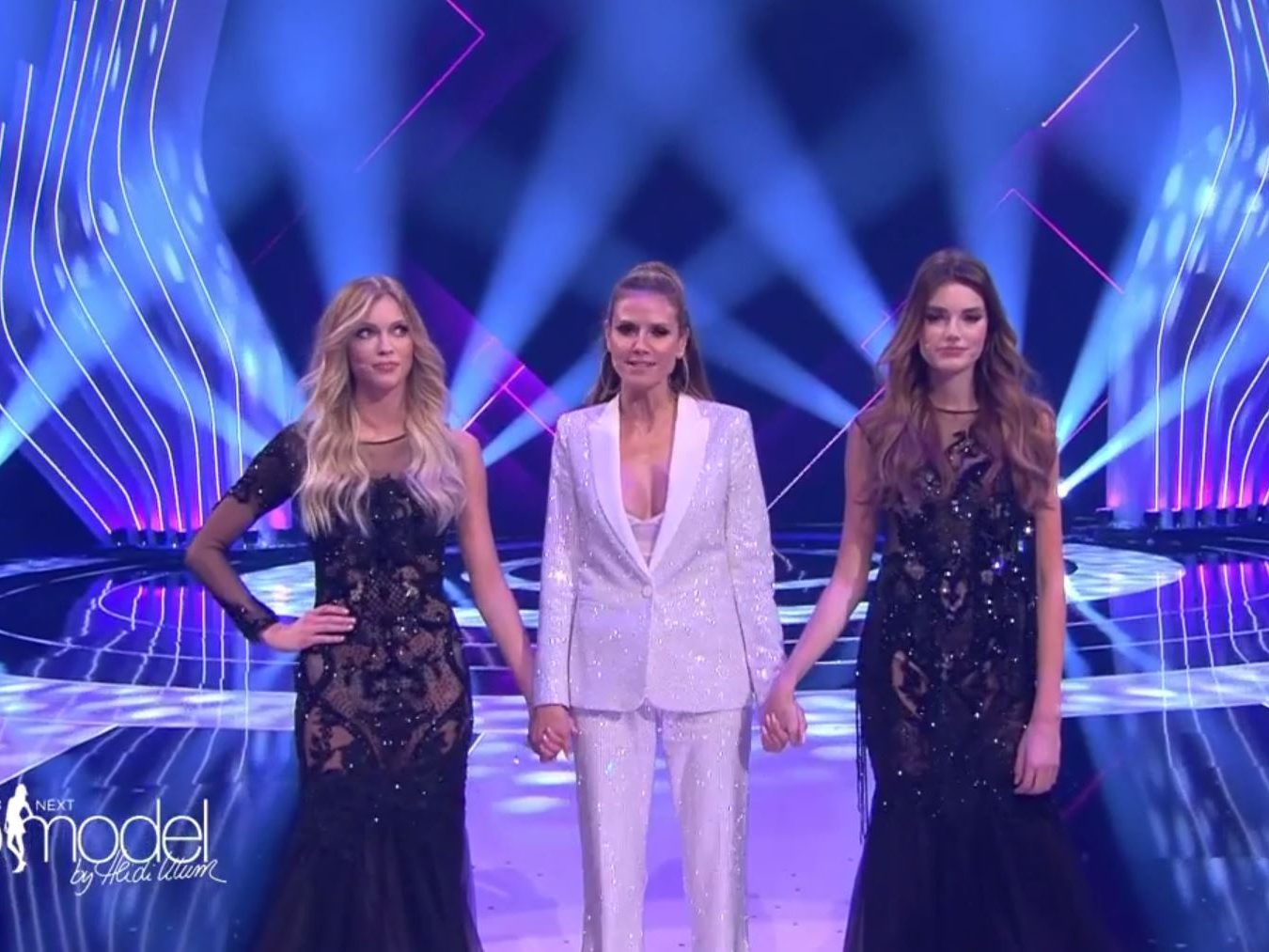 Spannendes Finale bei Germany's Next Topmodel.