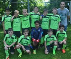 U-12-Champions League in Wolfurt