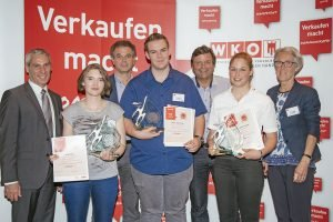 Junior Sales Champion 2017 gekürt