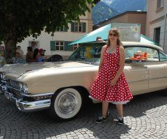 US-Cars und Rock and Roll